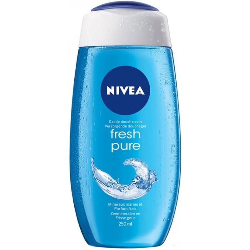 Gel Douche- Fresh Pure Nivea 250 ml