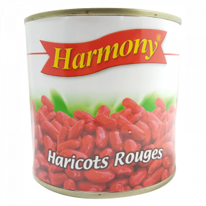 Haricots Rouges Harmony 400g