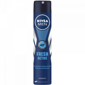 Déodorant Spray Fresh Active Nivea Men 200ml