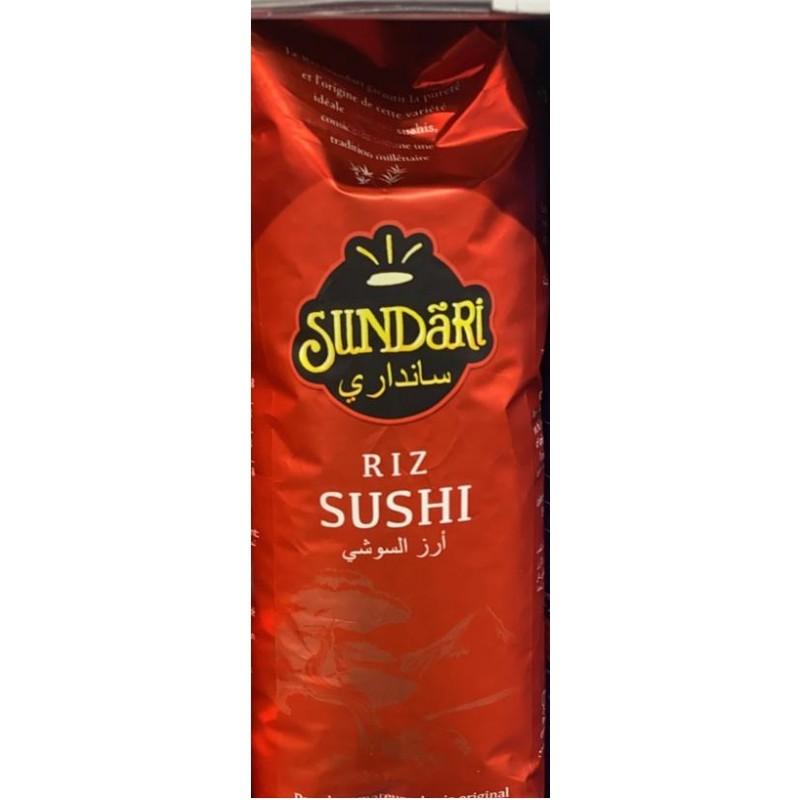 Riz Sushi Sundari 500 G