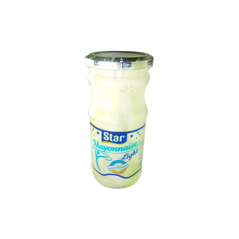 Mayonnaise Light Star 300ml