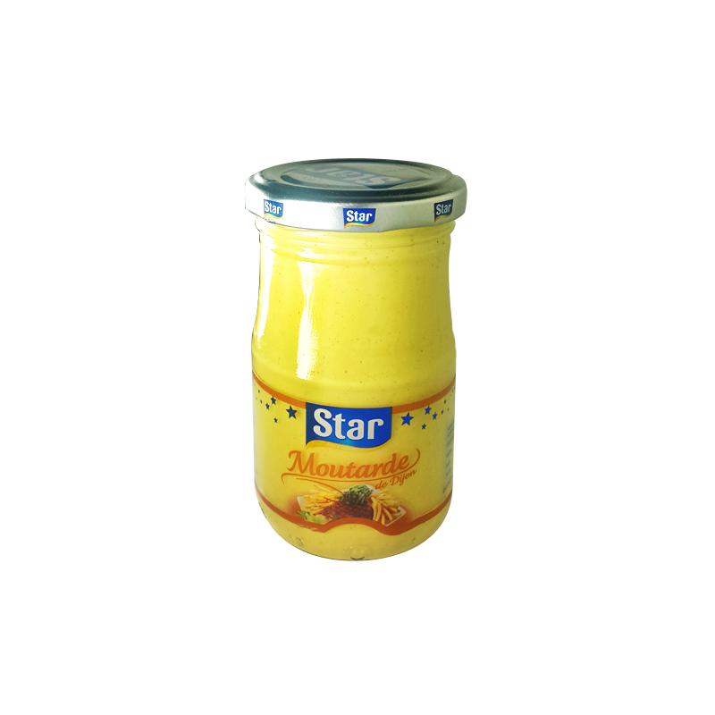 Moutarde de Dijon Star 200g