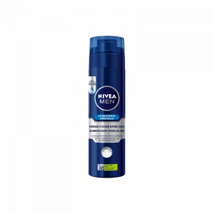 Mousse à Raser Hydratante pour Barbe Dure Nivea Men 200ml
