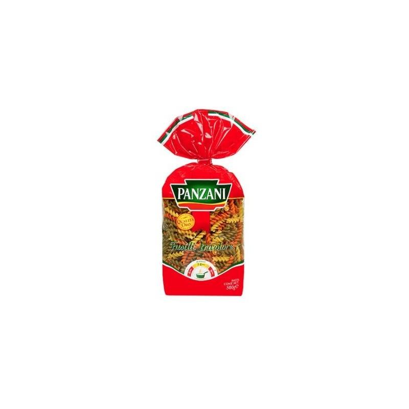 Fusilli Tricolore Panzani 500g