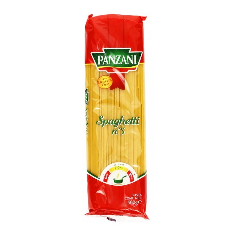 Spaghetti N°5 Panzani 500g