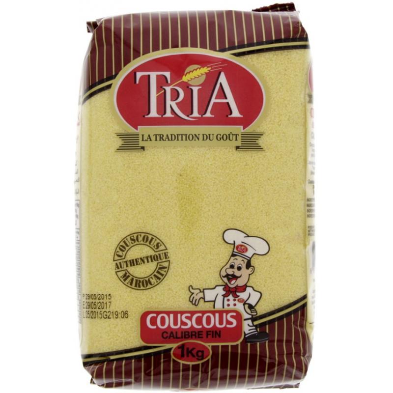 Couscous Calibre Fin Tria 1kg