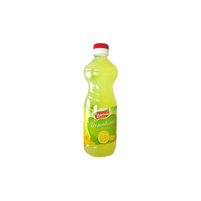 Vinaigre Aromatisant Au Citron Pikarome 50cl