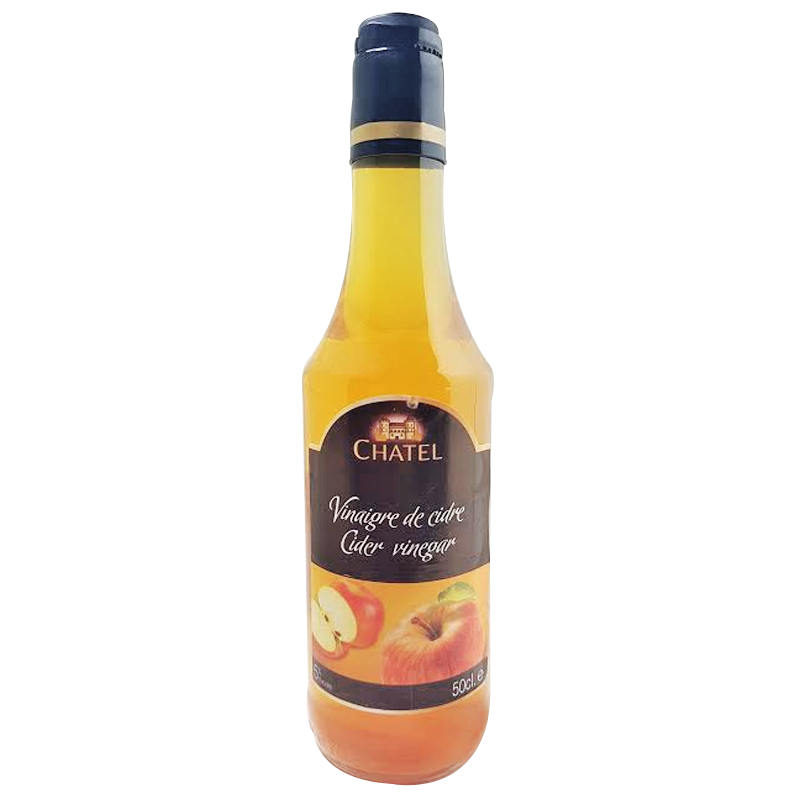 Vinaigre de Cidre Chatel 500ml