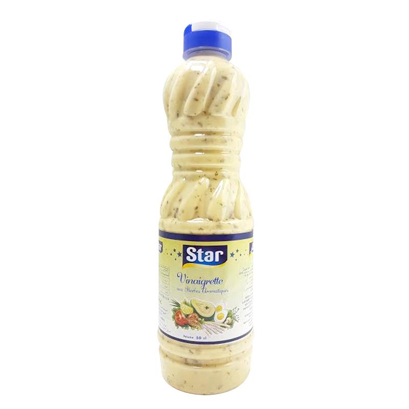 Vinaigrette aux Herbes Aromatiques Star 50cl