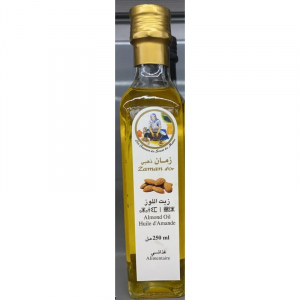 Huile D'amande Grille Zaman d'or 250ml
