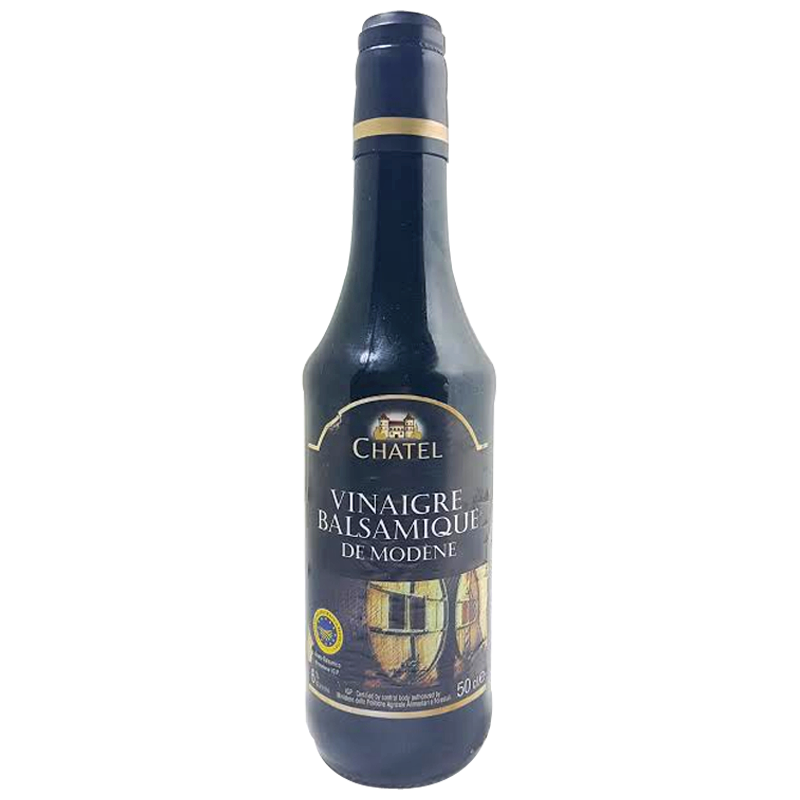 Vinaigre Balsamique de Modène Chatel 500ml
