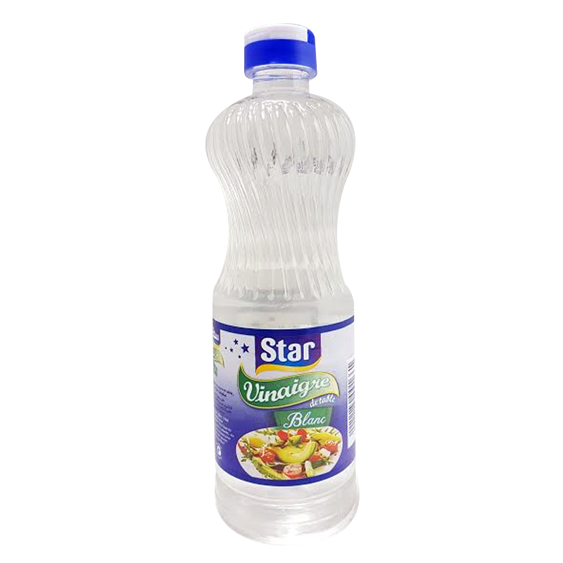 Vinaigre de Table Blanc Star 50cl
