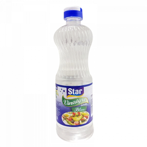 Vinaigre de Table Blanc Star 50cl