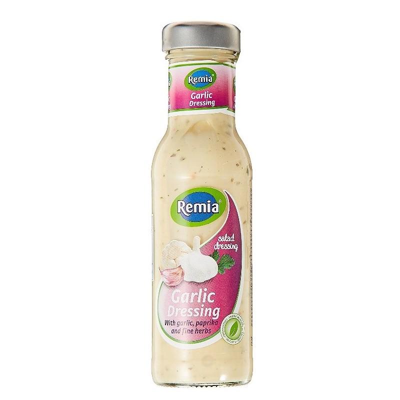 vinaigrette Garlic Dressing Remia 250 Ml