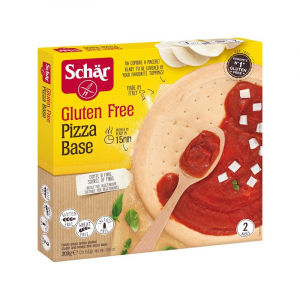 Pizza Base Sans Gluten Schär 300g