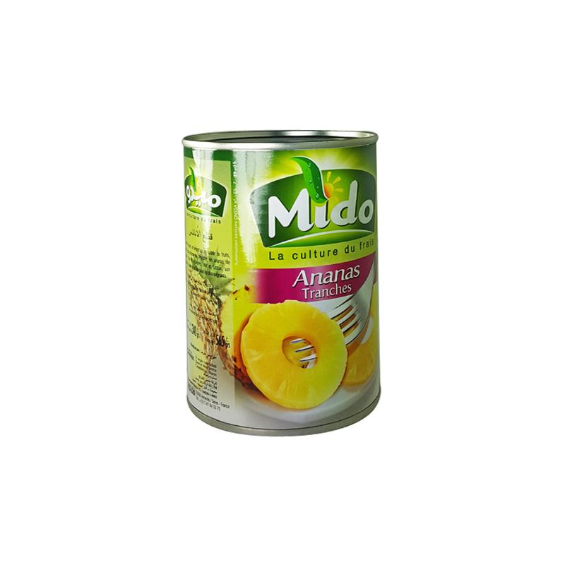Ananas Tranches Mido 400g
