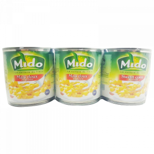 Mais Doux En Grains Mido 3*150g