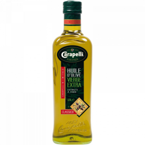 Huile d'Olive Extra Vierge Carapelli 75cl