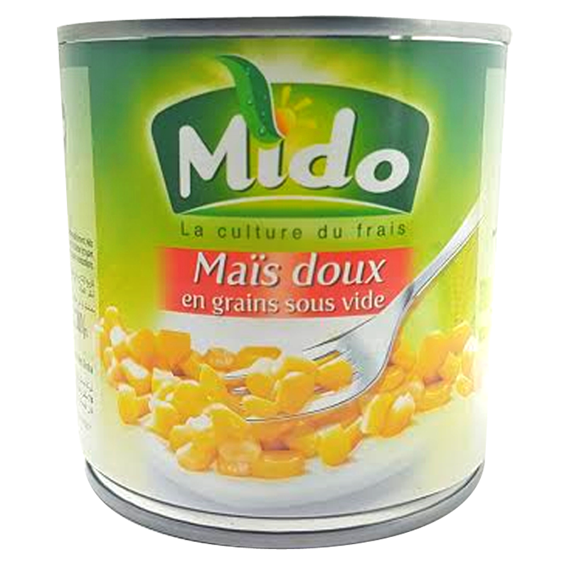 Mais Doux En Grains Mido 300g