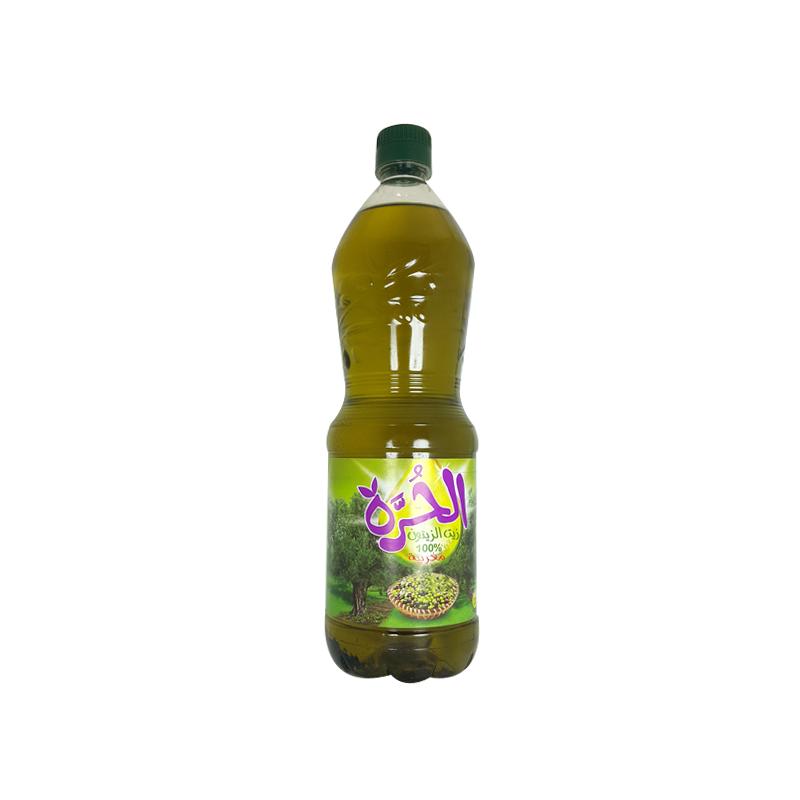 Huile d'Olive Vierge Courante Al Horra 1/2L