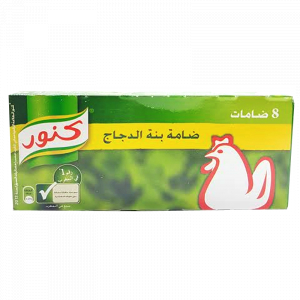 8 Bouillons Poulet Knorr 72g
