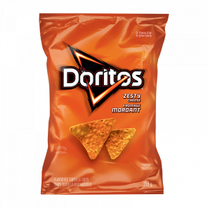 Chips Fromage Doritos 100G