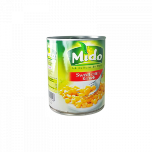 Mais Doux En Grains Mido 800g