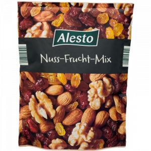 Mix Fruits Secs et Noix Alesto 200g