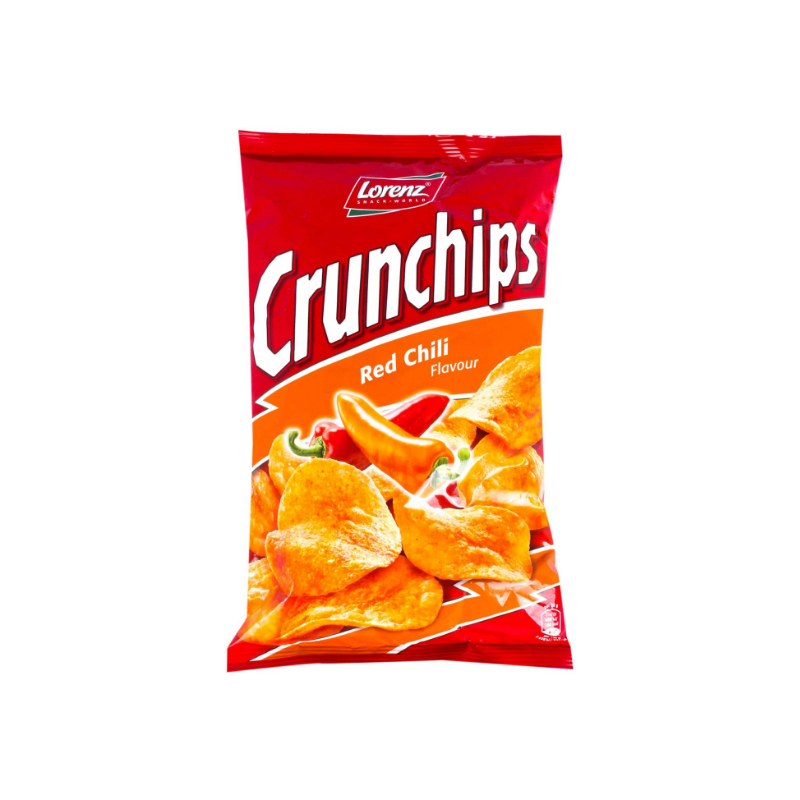 Chips Red Chili Crunchips 100g