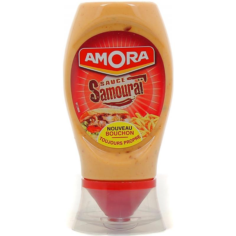 Sauce Samurai Amora 255g
