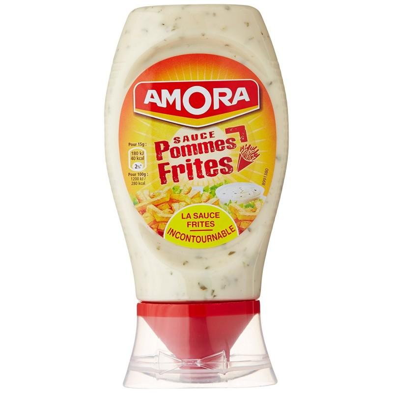 Sauce Pommes Frites Amora 260g