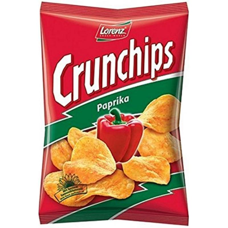 Chips Paprika Crunchips 175g