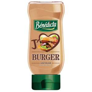 Sauce French Burger Bénédicta 245 G