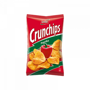 Chips Parprika Crunchips 100g