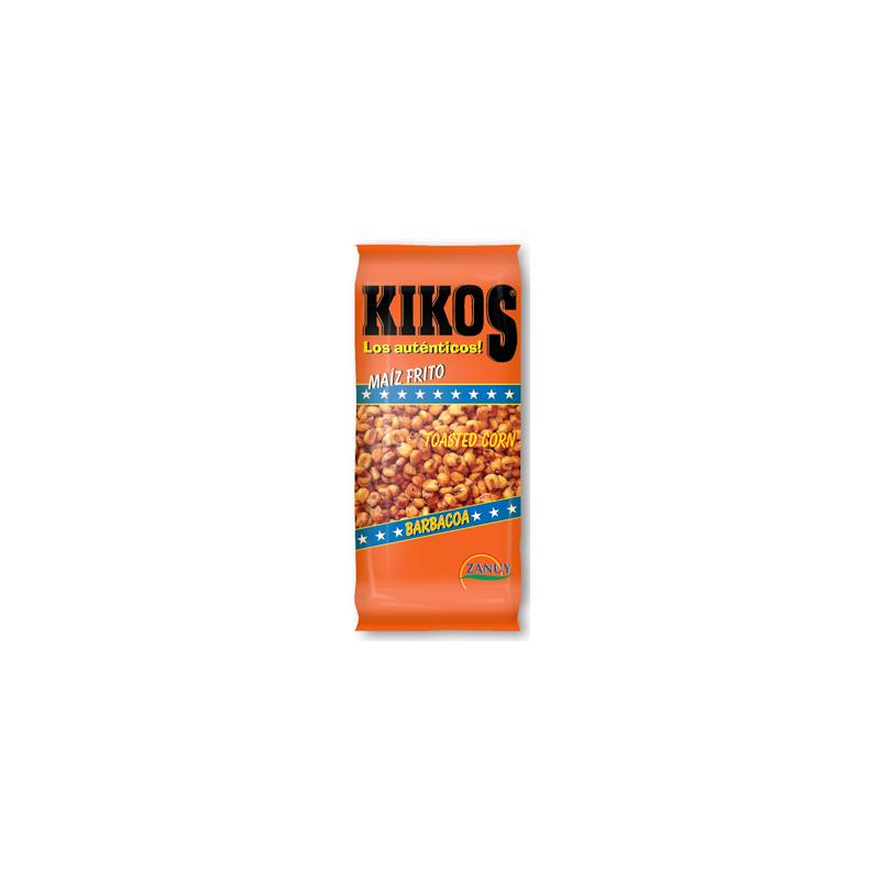 Maïs Grillé Barbecue Sans Gluten Kikos 130g