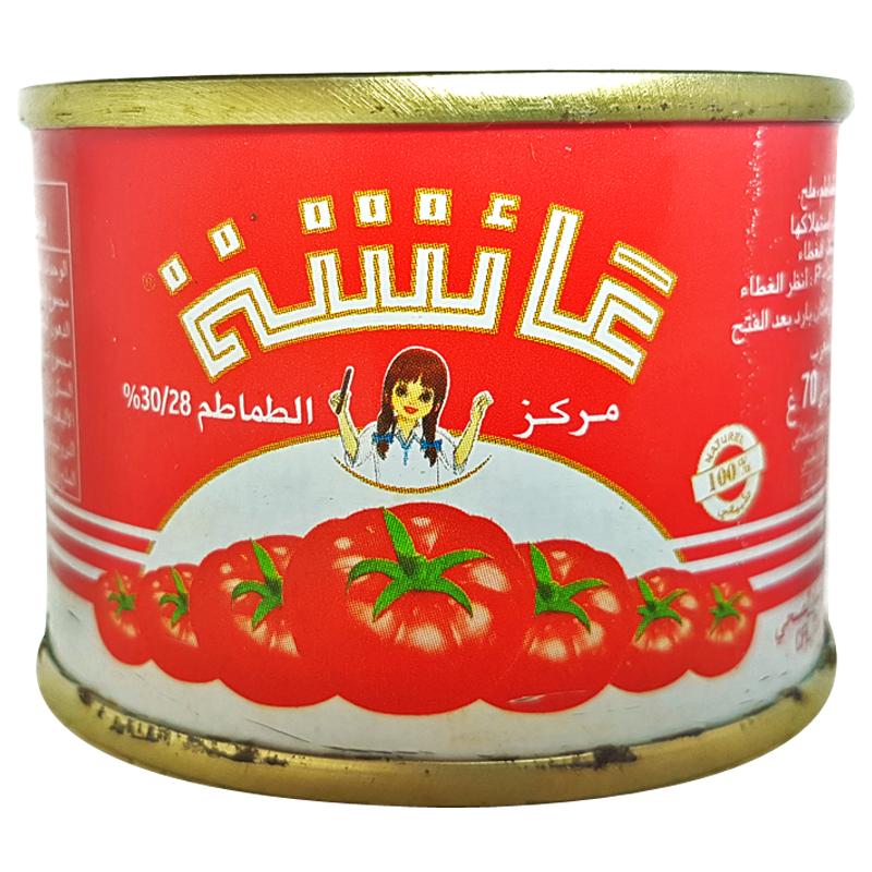 Double Concentré de Tomates Aicha 70g