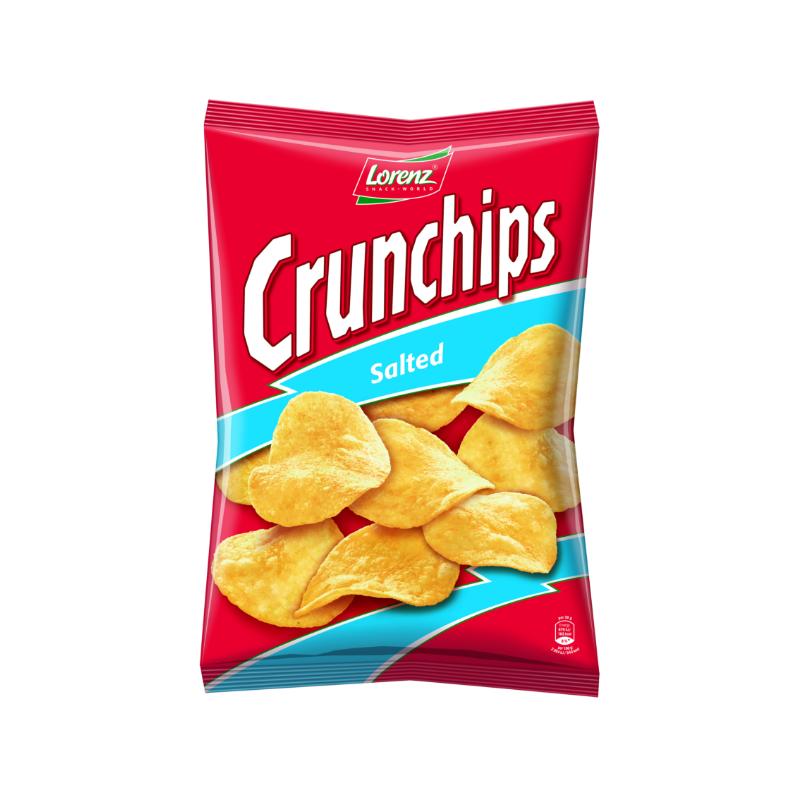 Chips Paprika X-Cut Crunchips 150g