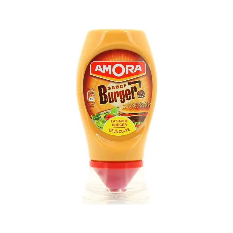 Sauce Burger Amora 260g
