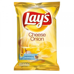 Chips Cheese & Onion Lay's 97G