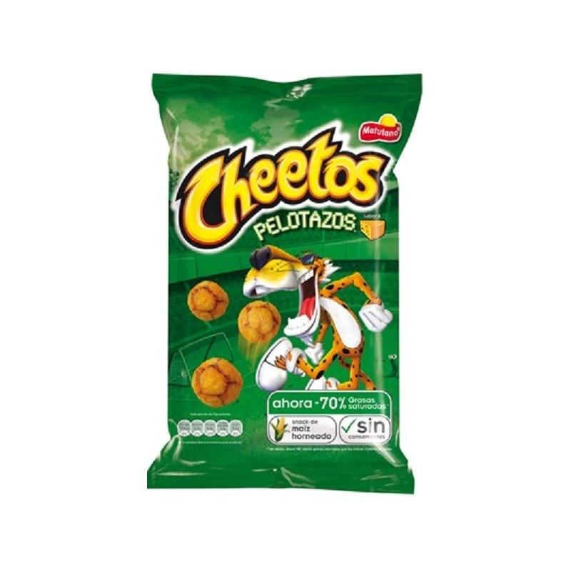 Chips Football Cheetos 130G