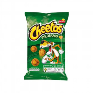 Chips Football Cheetos 130G