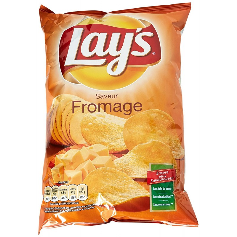 Chips Fromage Lay's 97g