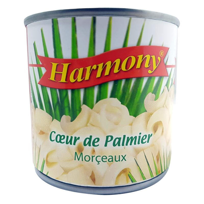Coeurs de Palmiers en Morceaux Harmony 200g