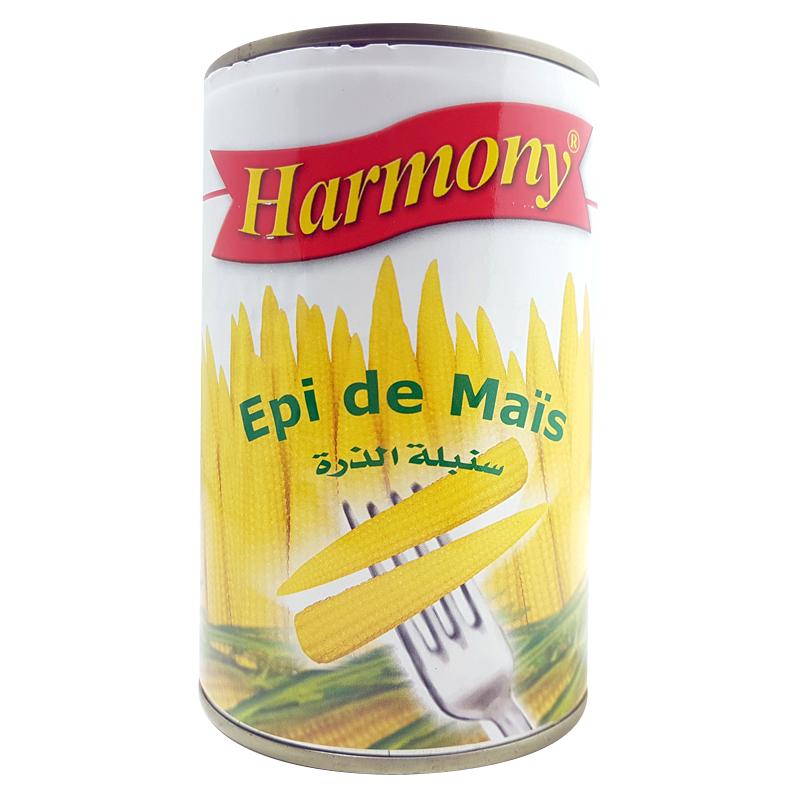 Epis de Mais Harmony 400g