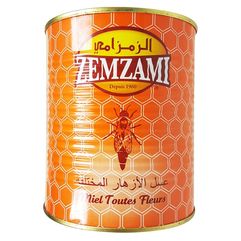 Miel Toutes Fleurs Zemzami 850g