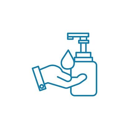 Solution désinfectante antibactérienne