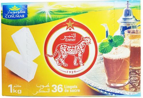 Sucre Lingot Cosumar 1kg
