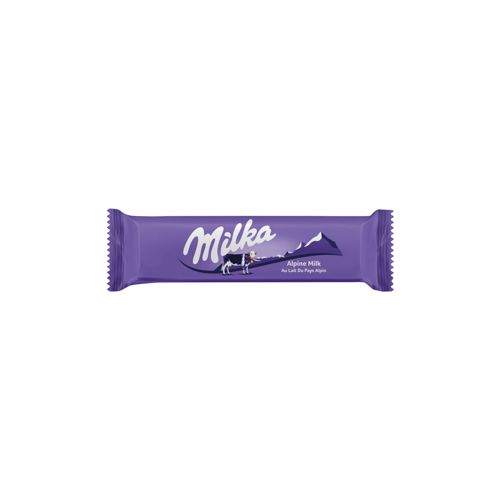Milka Barres Chocolat Alpine 38G