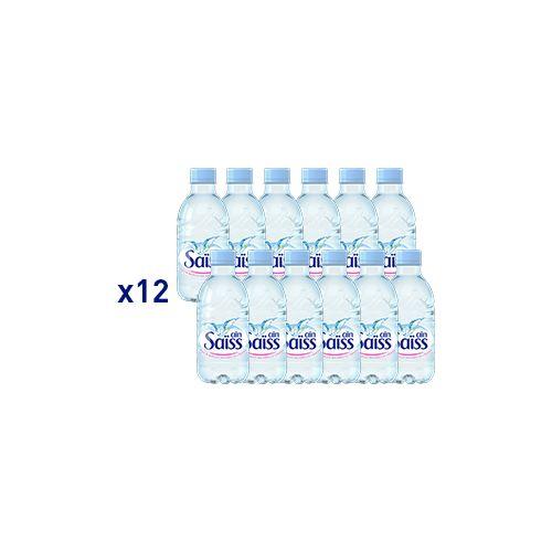 Ain Saiss Eau minérale naturelle 0,33L x 12