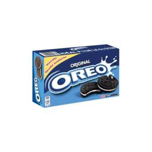 Oreo Pack Biscuits Fourrés Original 57G X10